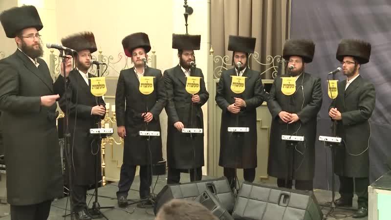 יענקי דסקל, מקהלת מלכות, יענקי רובין, פולק - ויהי נועם ¦ Malchus Choir, Yanky Daskal - Veyehi Noam