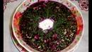 Холодный борщ на свекольном квасе Борщ холодний на буряковому квасі Летние супы Холодные супы