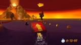 PC Crash Bandicoot 3 N. Sane Trilogy - 36. Ski Crazed (часть 1) Gold Relic