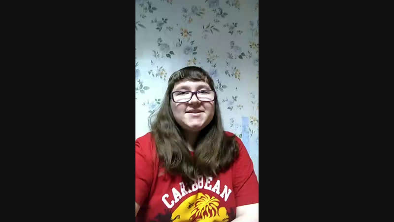 Анастасия Пухарева - Live