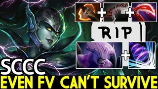 SCCC [Phantom Assassin] Even Faceless Void Can't Survive Pro PA Gameplay 7.20 Dota 2
