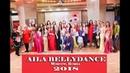 Arabian Gold. Oriental dance with veil. AILA Bellydance 2018