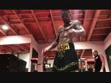 Guillermo Rigondeaux Training
