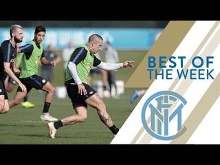 INTER-MILAN | WEEKLY TRAINING | Back to work after the international break!