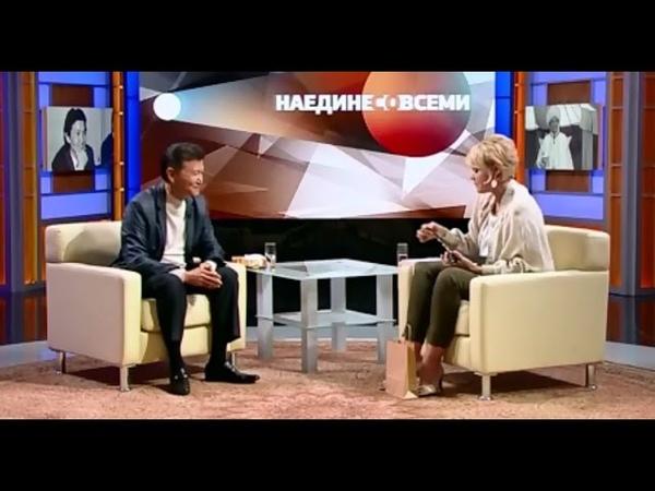 Кирсан Илюмжинов в программе Наедине со всеми (02.06.2016)