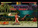 Fatal Fury 2 (Genesis_Megadrive) Mai Shiranui Part 1 by WWECLMAN