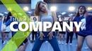 Tinashe Company HAZEL Choreography
