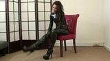 Mistress Sandra mp4 feet worship