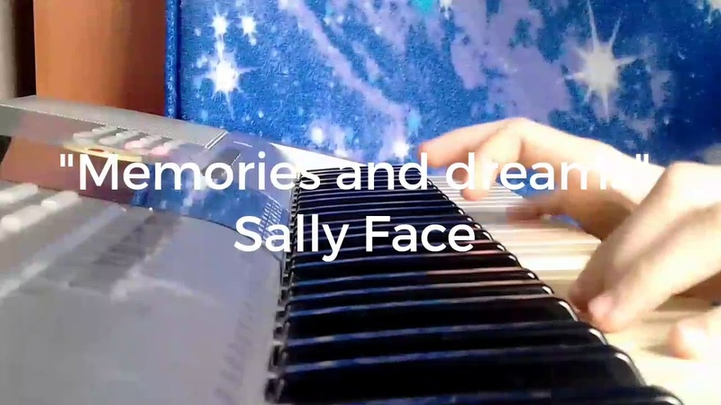 Салли Фейс кавер / Sally Face my piano caver