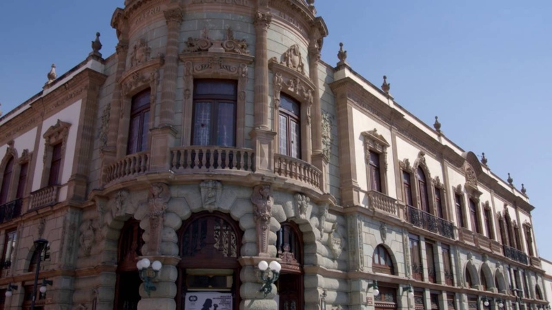 Mexico I Tesoros de México: Centro histórico de Oaxaca y zona arqueológica de Monte Albán