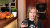 Halloween PandaVlogJaws Lost Pumpkin Ale дегустация тыквенного эля