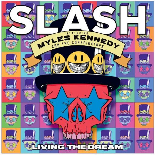 Slash альбом Living The Dream
