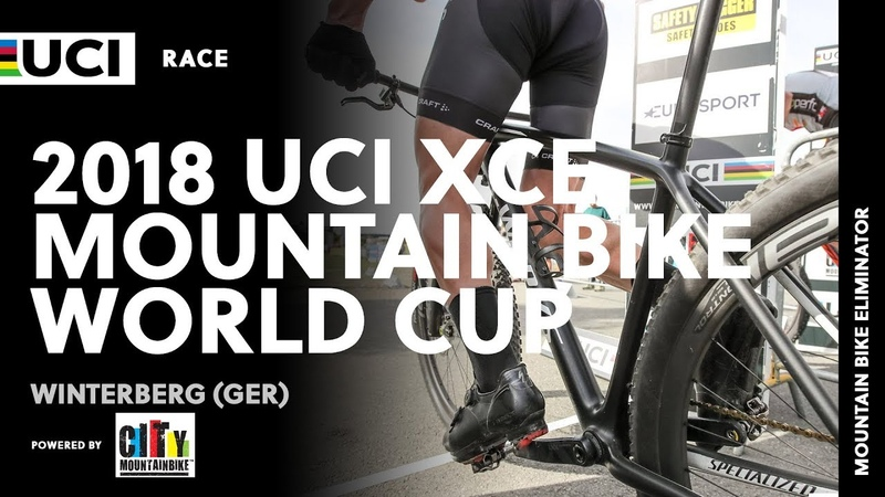 2018 UCI XCE Mountain Bike World Cup - Winterberg (GER)