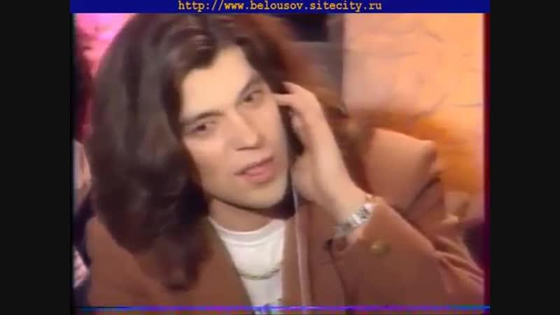 Женя Белоусов в Программе А (1992)
