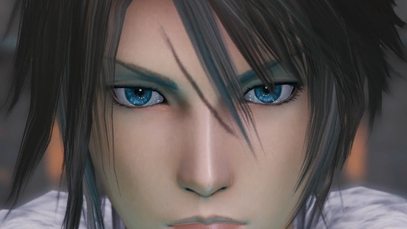 Final Fantasy VIII 眠れる獅子 Full Complete Story Cinematic HD