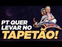 O PT quer levar no tapetão!   por Renan Santos