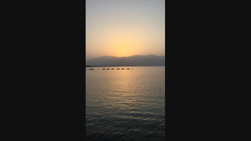 О море, о рассвет