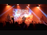 Iron Savior - Condition Red, Iron Savior, Breaking the Law (Judas Priest cover) (Москва, Station Hall, 02.12.2018)
