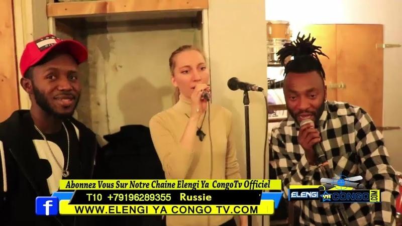 Mindélé Ya RUSSIE Bayindi Ba Nzembo Na Lingala Tembé Na Ba Musiciens Congolais
