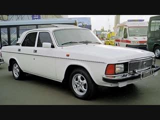 Тест Драйв - ГАЗ-3102