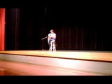Incredible Kid at Talent Show-Andrew Bazzi