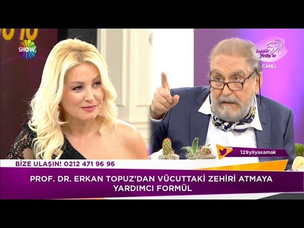 Vucudunuz daki Zehirleri Temizleyecek Kür Prof Dr Erkan topuz Yeni