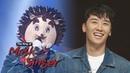 Seung Ri - Pinocchio(Roy Kim) [The King of Mask Singer Ep 164]
