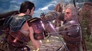 SOULCALIBUR 6 - Geralt Meeting Cutscene Boss Fight (Libra of Soul Story) PS4 Pro