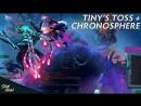 Tiny's Toss Chronosphere
