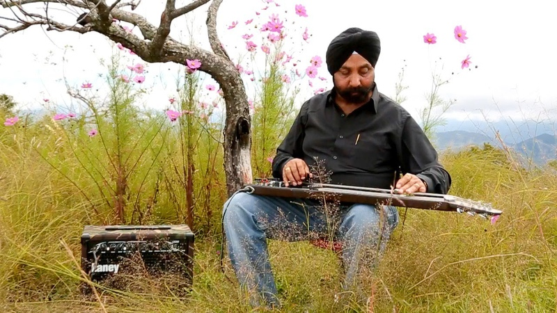 Yaad na jaye instrumental by Balbir Singh recorded at Studio Octave Dehradun