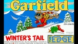 Old School Amiga Garfield Winter's Tail ! full ost soundtrack