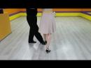 Занятия аргентинским танго в танцшколе Dance Life 19 08 18 Клип