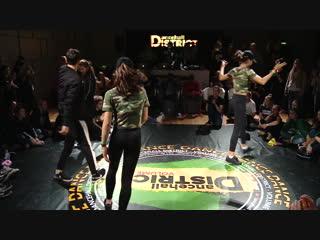 2x2 dhi pre-selection  tatar girls win vs di & hock  dd 2018