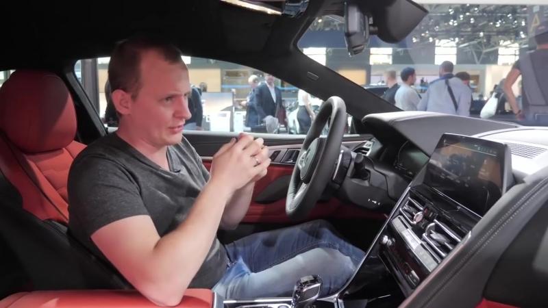 [ПриветТачка] Самый дорогой BMW в России: 9 млн рублей за новый BMW 850i. ДОРОГО-БОГАТО 6