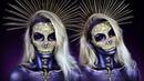 [EN/FR] Golden Skull Makeup Tutorial | Simple Symphony ♡