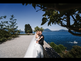 wedding day in Italy