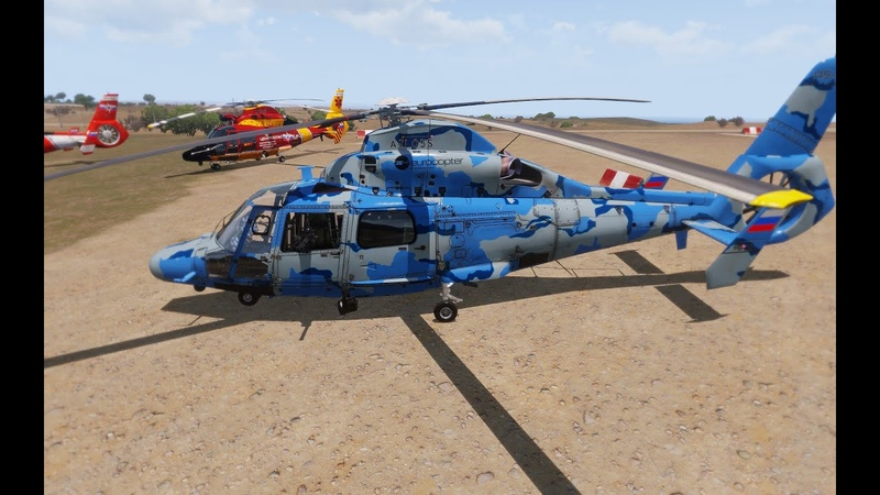 02 Eurocopter AS 565 Panther(ПАНТЕРА)