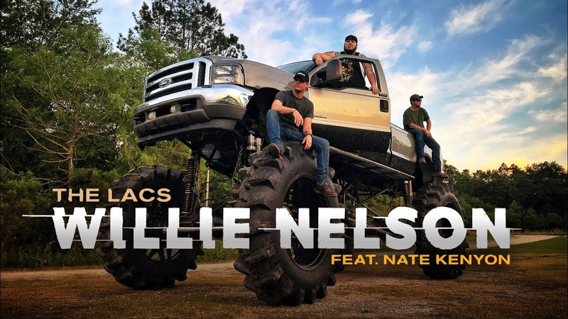 The Lacs - Willie Nelson Feat. Nate Kenyon (Official Video)