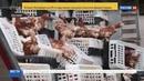 Новости на Россия 24 • Тысячи кур высыпались из грузовика и заблокировали трассу в Австрии