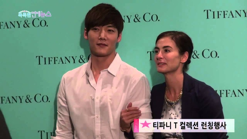 OBS NEWS 최진혁Choi Jin Hyuk。TIFFANY Launch Event 20140825