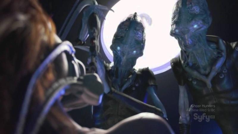Stargate Universe - Phenomenon