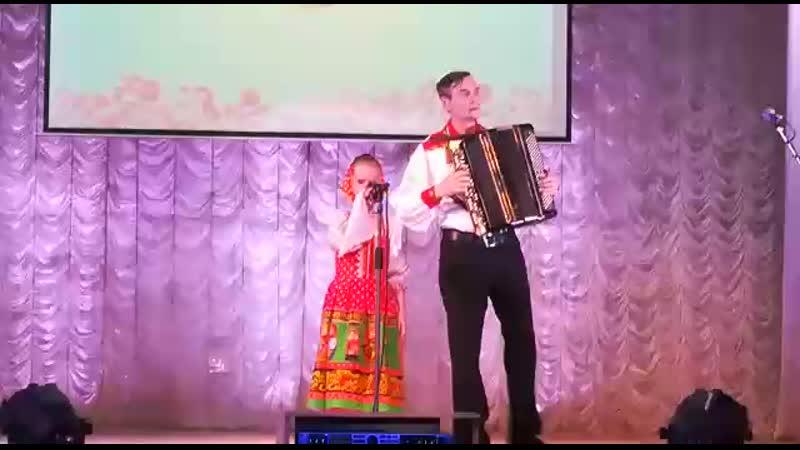 Портянко София III Всероссийский фестиваль-конкурс народных талантов Дар