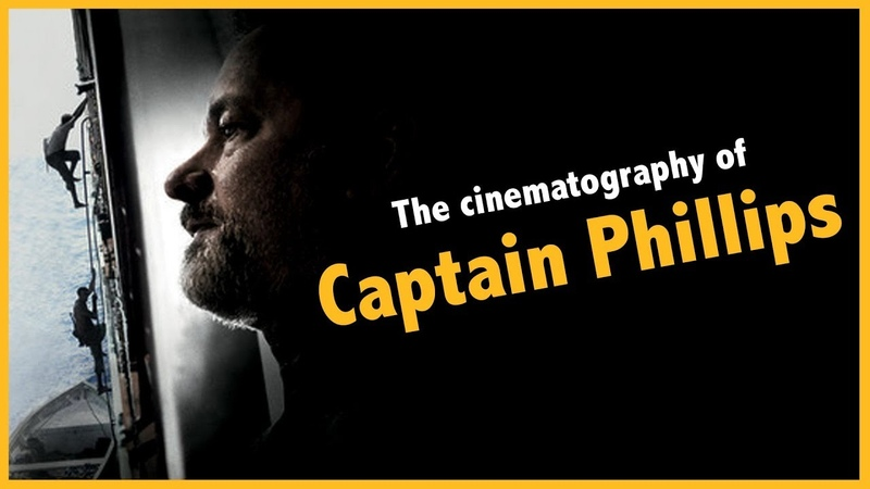 The cinematography of Captain Phillips || Barry Ackroyd || Case Study