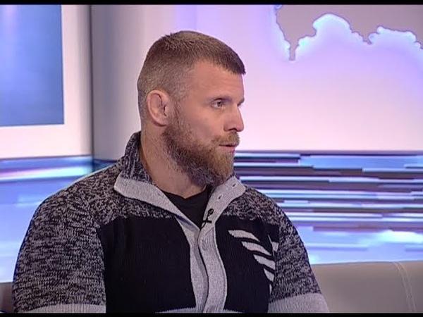 Вести-интервью с главным тренером сборной ЯО по кудо Виталием Кузнецовым от 5.12.2018