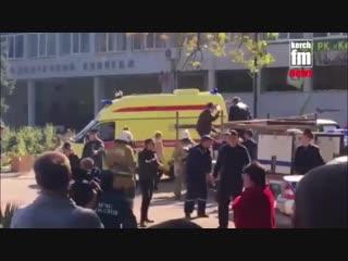 Взрыв в политехническом колледже, Керчь, 17 октября