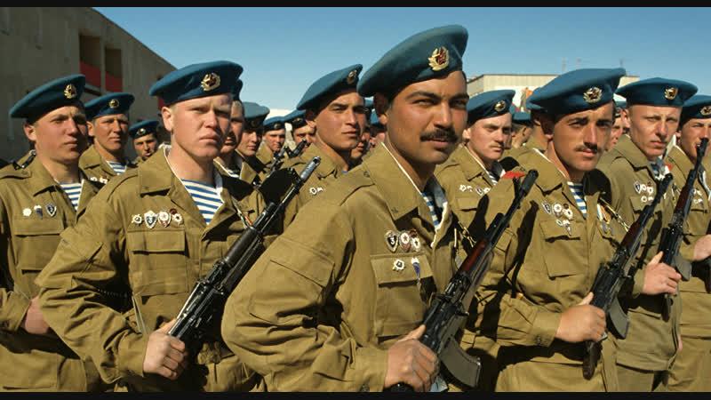 Воздушно-десантные войска в Афганистане военная хроника