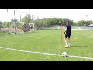 Individual crossing  shooting drills _ full training session for footballers-обрезка 02
