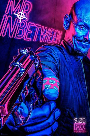 Посредник (сериал 2018 – ...) Mr Inbetween смотреть онлайн