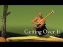 Прохождение игры Getting Over It Bennett Foddy