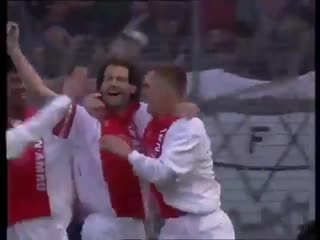 Ajax are not just the team of the nineties, they approached football utopia. their concept of the game was exquisite but they ha